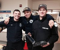 Hero of the Week: EMS providers sing to scared child