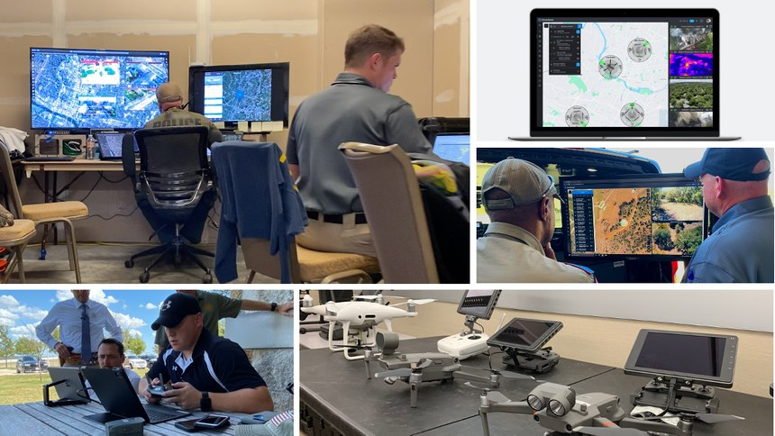 DroneSense provides real-time situational awareness to incident command and subject matter experts to provide better public safety outcomes.