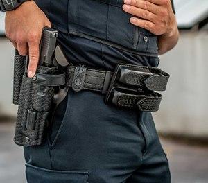 BodyWorn's Smart Holster Sensor activates recording immediately upon unholstering of the firearm.