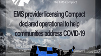 EMS Compact declared operational