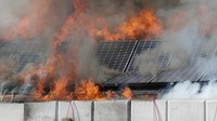 6 steps to safe, effective solar panel, ESS fire attack
