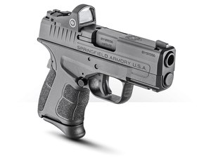The Springfield XD-S is one of the most popular options for concealed carry.