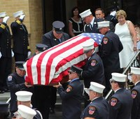 FDNY Chief Lawrence Stack laid to rest