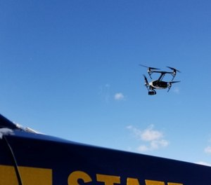 The New York State Police use Unmanned Aerial System technologies for law enforcement and public safety missions, taking advantage of the flexibility and efficiencies that aerial drones provide.