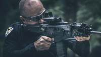 A tactical evolution in thermal optics: Using darkness to an officer's advantage