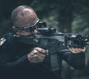 Steiner's Close Quarters Thermal red dot optic operates in all lighting scenarios without the need for night vision goggles.
