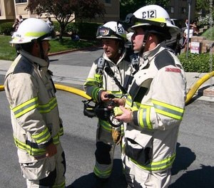 Firefighters of various ranks from across the country, from departments big and small, are seeking guidance when it comes preparing officers for incident command.
