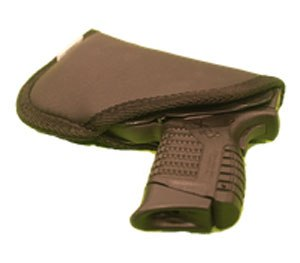 For those Kydex cops out there, the Sticky Custom Kydex Holster is here.