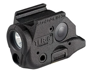 The TLR-6 WML for subcompact guns is available with or without red lasers. (Image/Streamlight)