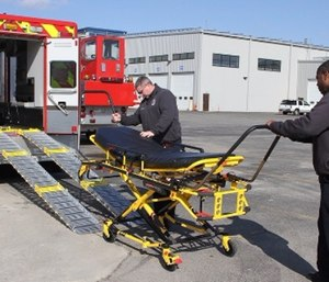 Once you have narrowed down your stretcher choices, take them for a test drive. (Photo/The City of Columbus)