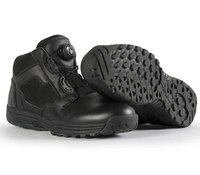 Blauer's new 4-inch shoe is designed for cops' comfort