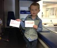 Reality training: Administering pediatric medication