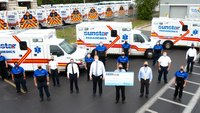 Photo of the Week: Sunstar Paramedics celebrates 5 years with $35,000