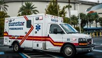 Fla. man gets naked, exposes self to providers in ambulance