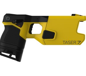 The TASER 7 has been redesigned from the ground up with new features that dramatically improve its effectiveness.