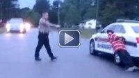 Video: Va. deputy deploys TASER on combative suspect