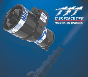 Task Force Tips unveiled two new Master Stream nozzles at FDIC 2019.