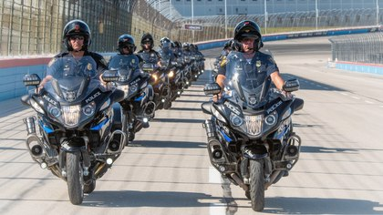 Photo of the Week: In formation