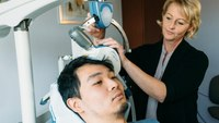 Treating depression with transcranial magnetic stimulation