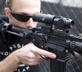 A new magnified optical sight goes the distance
