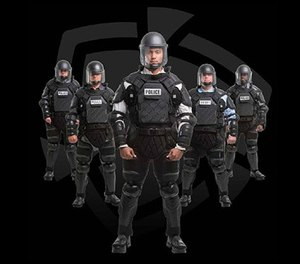 The TacCommander riot suit is adjustable from foot to neck without compromising protection or maneuverability. Instead of having to purchase a custom-sized riot suit when a new officer joins the force, you can now equip any officer with the same suit.
