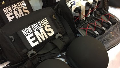 What's in your tactical medical kit?