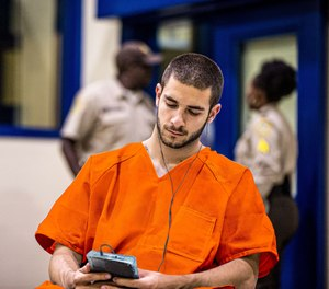 Free self-improvement educational videos delivered to ruggedized tablets empower inmates to take charge of their emotional and intellectual growth.