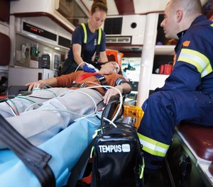 The Tempus line of cardiac monitor and defibrillator options give EMS providers access to many functions in one compact device.