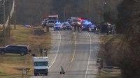 Road near Nashville closed over suspicious truck
