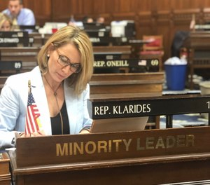 Connecticut House Republican Leader Rep. Themis Klarides voiced concerns after an investigation found no wrongdoing after more than $100,000 went missing from a fund to support teachers and first responders affected by the Sandy Hook Elementary School shooting.