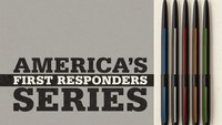 Fisher Space Pen debuts thin line series to honor first responders