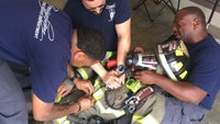 3 tips for treating a fellow firefighter experiencing a medical emergency