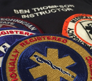 Earning an EMT or paramedic license is a minimum requirement to work for many paid fire departments.