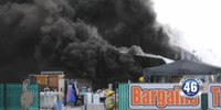 Fire attack: How to beat a thrift-store fire