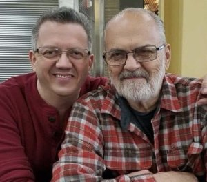 Jack Stout (right), 76, a pioneer in the EMS field, has died. His son, FirstWatch Founder and President Todd Stout, released a statement recounting his father's life and legacy. (Photo/Todd Stout)