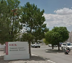 Torrance County Detention Center had largely avoided a major coronavirus outbreak until last week.