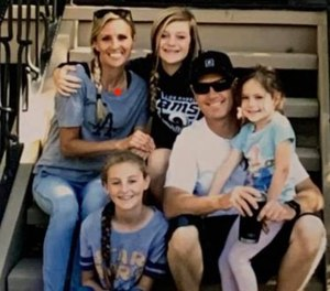 A fundraiser has been established to help the family of fallen firefighter Tory Carlon.