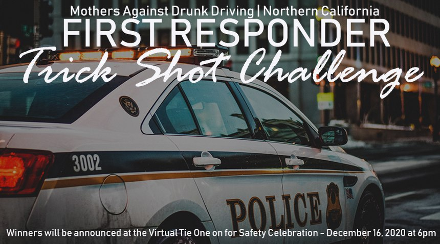Choose your favorite first responder video and support victims of drunk and drugged driving. (Courtesy photo)