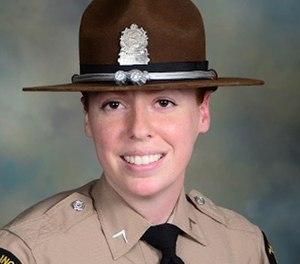 Trooper Brooke Jones-Story (Photo / Illinois State Police)
