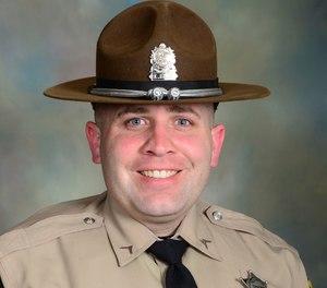 Trooper Gerald Ellis (Photo / Illinois State Police)