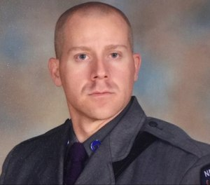 Trooper Joseph Gallagher (Photo/ New York State Police)