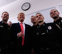 5 things American police can expect from President Donald Trump