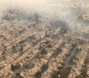 Fire in one part of a community can contaminate the water system used by other residents, as Santa Rosa, California, discovered after the Tubbs Fire.