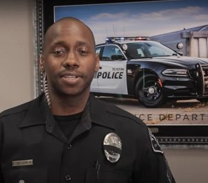 Tustin PD Sergeant Robert Nelson is featured in the first video in the series. (Photo/Tustin PD)