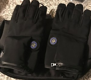 The GLOVE can be worn before and during a law enforcement contact.
