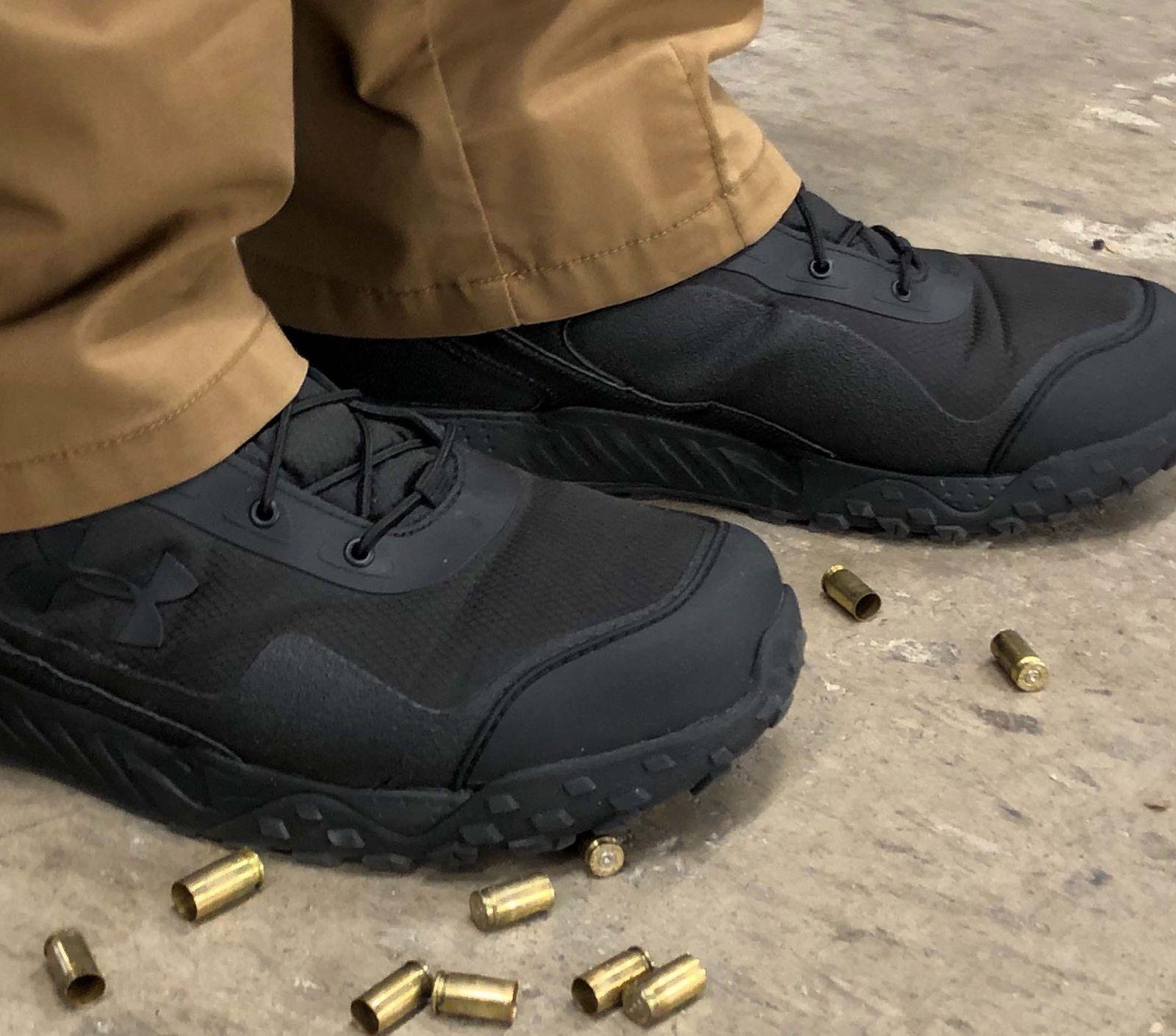 Law Enforcement Review Under Armour S Valsetz Boots