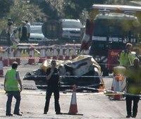 Jet crashes at UK airshow; 7 dead, 14 injured