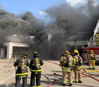 Photo of the Week: Strip mall fire dynamics research