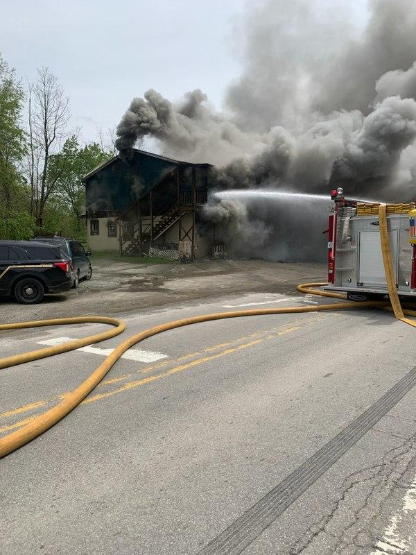 W.Va. man allegedly bit firefighter during apartment fire
