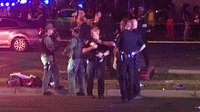 2 dead, 12 injured after shooting at NC block party